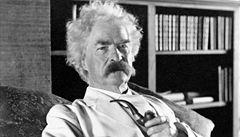Stoletá tajemství Marka Twaina. Vychází deníky slavného spisovatele