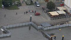 Povodňová vlna Odry: Německé hráze drží, Polsko je zatopené
