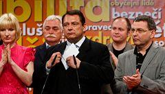 Povolební změny: Padli čtyři předsedové i další nedotknutelní