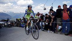 Pro vedení v Giro d'Italia si v 19. etapě dojel domácí Ivan Basso
