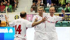 Futsalová hvězda Lukáš Rešetár: U fotbalu jsem měl malou šanci