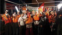 Vraťte se do Osvětimi, vysmívali se prý aktivisté izraelské armádě