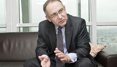Vítězem krize by mohlo být Česko, říká šéf Raiffeisenbank