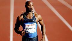 Náhrada za Bolta na Zlaté tretře: Powell poběží hladkou stovku