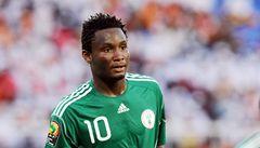 Hvězdám Chelsea není MS přáno, Nigériec Mikel jede domů