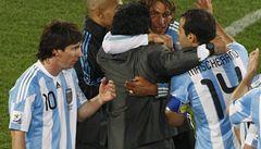 Argentina chystá velkou odvetu, němečtí mladíci jsou ale proti