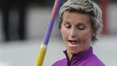 Česko má první medaili, Špotáková bere bronz. Nestačila na Němky