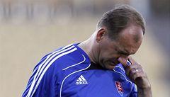 Trenér Weiss: Paraguay nehrála dobře, a přesto nás porazila
