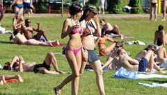Zbytek června proprší, letní teploty přijdou až v červenci