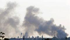 Při požáru bývalé ubytovny na Strahově zemřel člověk