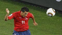 Oslabení Švýcaři inkasovali na MS po pěti nulách v řadě, s Chile padli 0:1