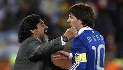 'Konečně se omluvte mně i týmu,' žádá Maradona po svých kriticích