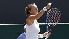 Kvitová o své soupeřce: Serena je také jen z masa a kostí