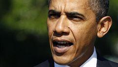 Obama požaduje větší zdanění bank: 'Zachránili jsme je, tak ať platí'