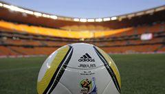 FIFA poprvé připustila: na míči Jabulani je něco špatně