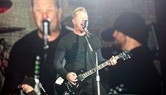 Metalový dějepis v Milovicích vyučovala nejlépe Metallica