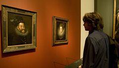 Klaus zahájil výstavu Hanse von Aachena, malíře Rudolfa II.