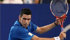 VIDEO: Skandál na Wimbledonu. Rumunský tenista plivl na diváky