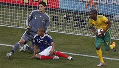 Hanba Francie nekončí: Ubohá nálada v týmu? Vina kouče, říká Malouda