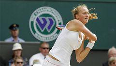 Kvitovou je třeba ve světě tenisu brát vážně, píší britská média