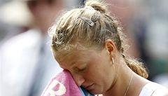 Česká lvice Kvitová padla s Williamsovou a skončila před branami finále