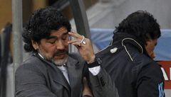 Maradona tvrdí, že se ho argentinský fotbalový svaz snažil zbavit