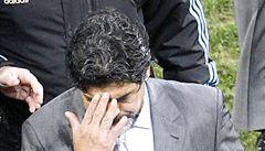 Maradona u Argentiny skončil. Nechtěl rozpustit realizační tým