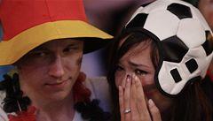 Zklamaní Němci sportovně uznali: Španělé hráli prostě fantasticky
