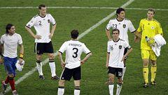 Co Německu chybělo, lze říct dvěma slovy: Thomas Müller