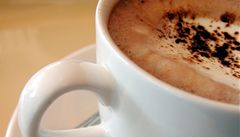 Capriccino: káva, pro lidi s alergií na laktózu