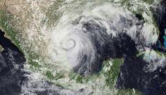 Pevnina USA mizí, důvodem jsou hurikány