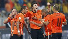 Semifinále MS: 'Oranjes' i Uruguay chtějí dál, uspět může jen jeden