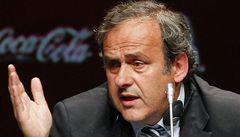 Šéf UEFA Platini: Společná liga se Slováky?  Ten nápad se mi líbí