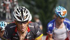 VIDEO: Jak igelitový pytlík zhatil šance Armstronga na osmý triumf na Tour