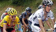 Králové Tour? Contador a Schleck. Kreuziger spadl na 11. místo