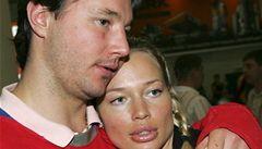 Rozhodne o dalším angažmá Kovalčuka manželka? Hvězdný hokejista mlčí
