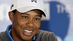 British Open startuje: Mekka golfu. Tam touží soužící se Woods ožít