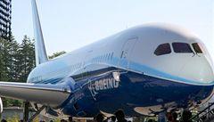 Boeing Dreamliner potřebuje doladit, dodávky se odkládají