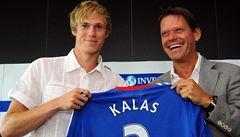 Kalas asi vymění na rok Chelsea za Arnhem