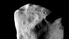 Sonda Rosetta pořídila unikátní záběry málo známé planetky