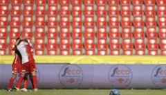Hlad po fotbale počesku? Mizí diváci a Nova 'stahuje' ligu z vysílání