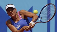Záhlavová-Strýcová je ve finále Prague Open, tam ji čeká Szavayová