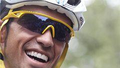 Tour poprvé vede obhájce Contador, Kreuziger si o místo polepšil
