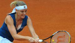 Záhlavová-Strýcová finále prohrála, Prague Open ovládla Szavayová