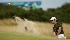 Tiger Woods na British Open selhal, zvítězil podceňovaný Oosthuizen