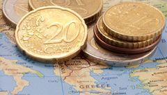 Němci drtivou většinou schválili biliony na záchranu Řecka