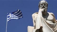 Řecko stávkuje. Odborům se nelíbí vládní škrty
