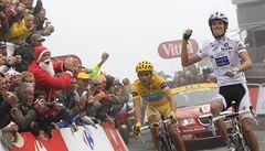 Sázková kancelář vyplácí peníze za triumf Schlecka na Tour de France