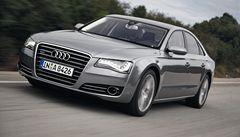 Lesy ČR si dopřály luxusní Audi, soutěž neudělaly. Zaplatí pokutu jen 20 tisíc
