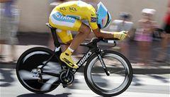 Myslel jsem, že je po všem, řekl Contador. Nakonec ale Schlecka porazil